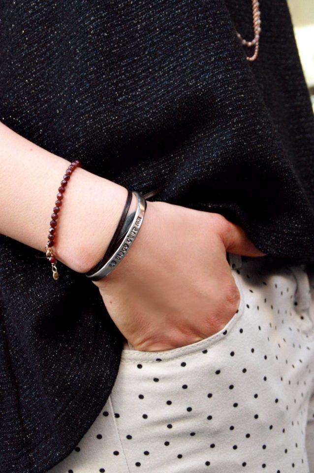 Le bijou c'est moi. Bracelet