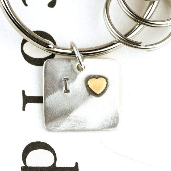 Boomerang Key-chain _ Square