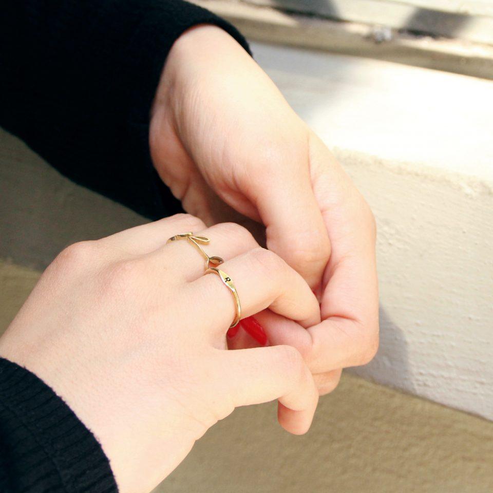 Uno e abbastanza. Ring