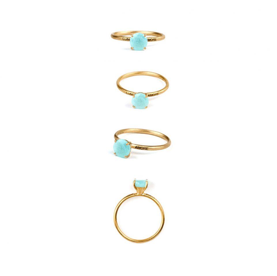 Luna Amore. Ring