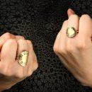 wearing puros rings