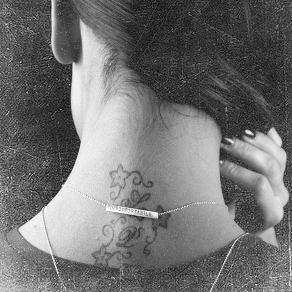 Platters. Necklaces