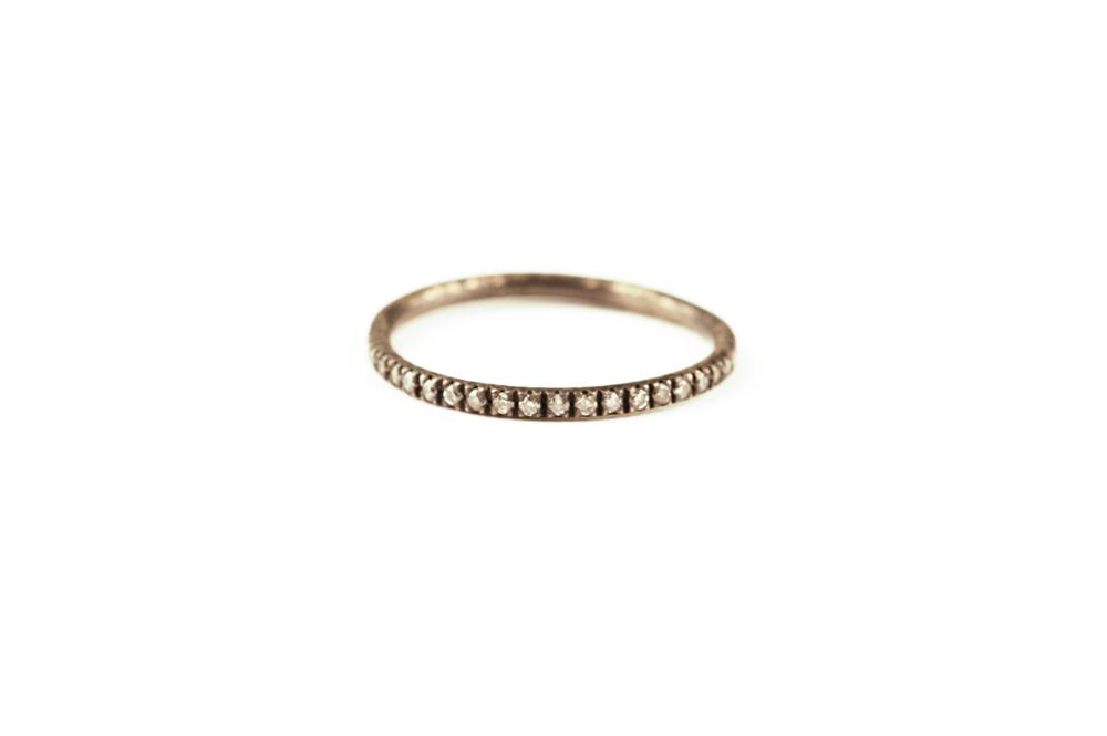 Paleta de diamantes. Ring