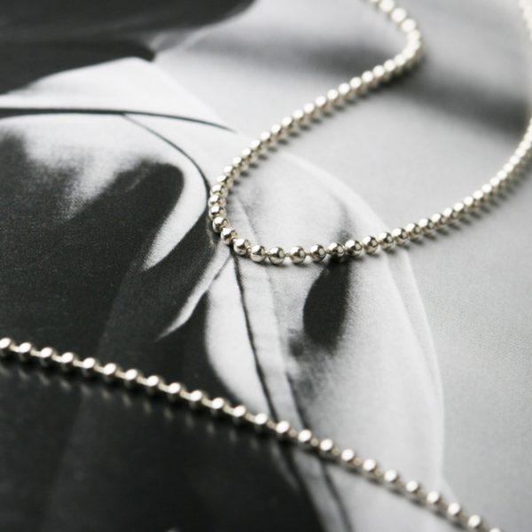 Super Bowl chain _ 925 silver