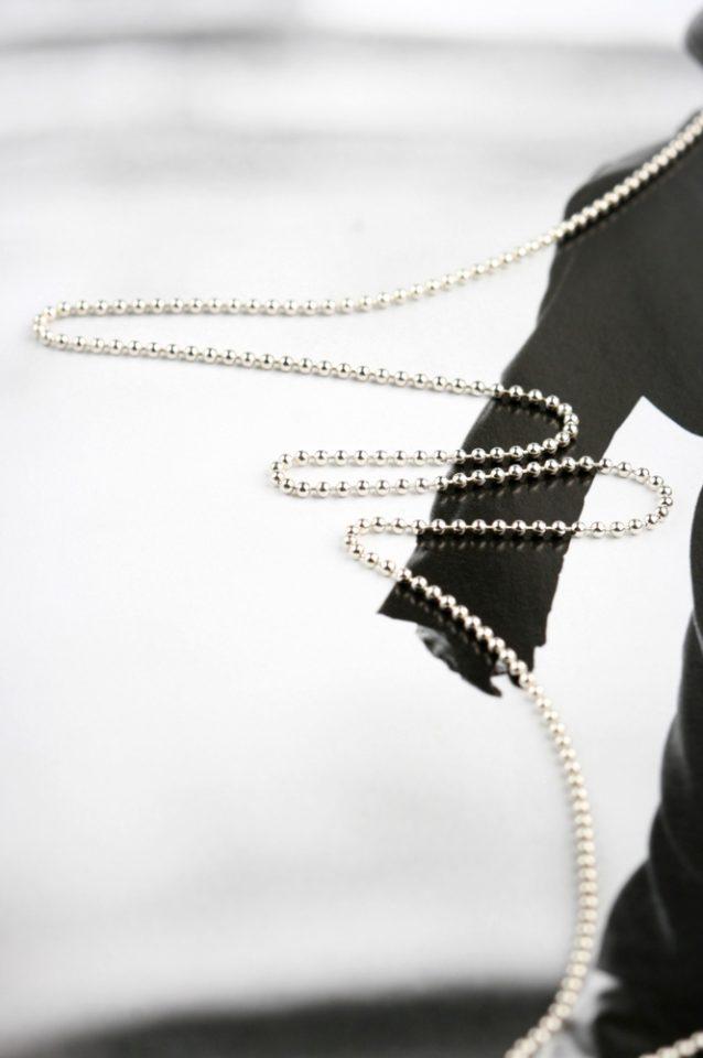 Super bowl. Necklaces