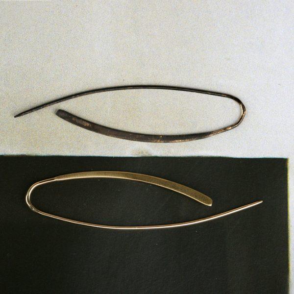 """""""Gorgo la sera"""" earrings"""