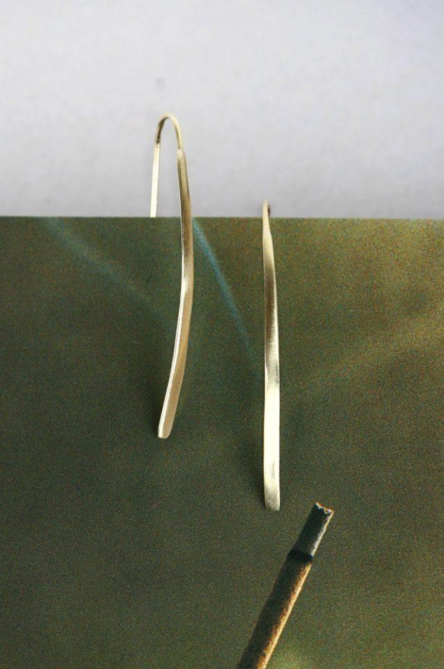 Gorgo all'alba. Earrings