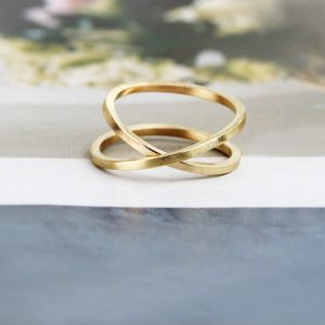"""Gli sbandati"" ring _ yellow"