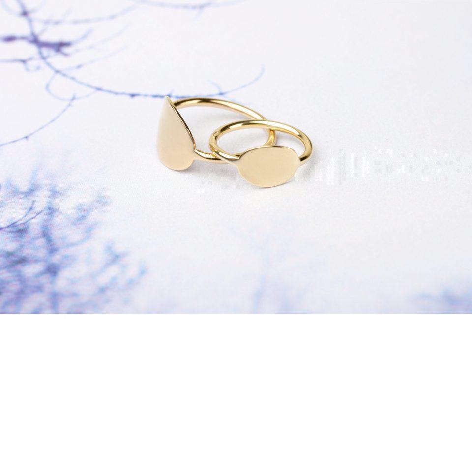 Mignonette 714. Ring