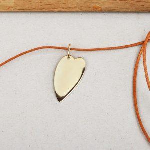Heart Pendant _ maschiogioielli (10)