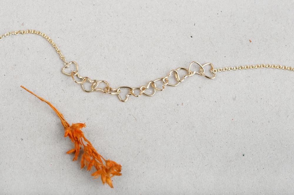 La banda del cuore.Bracelet