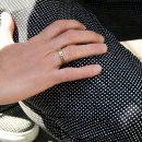 Customized wedding or engagement ring