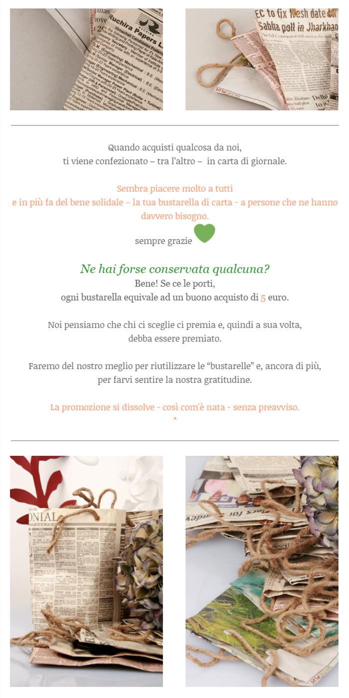 Newsletter Maschio Gioielli _Bustarelle _ novembre 2016