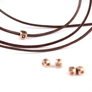 Customized pink gold cube _ maschio gioielli (3)