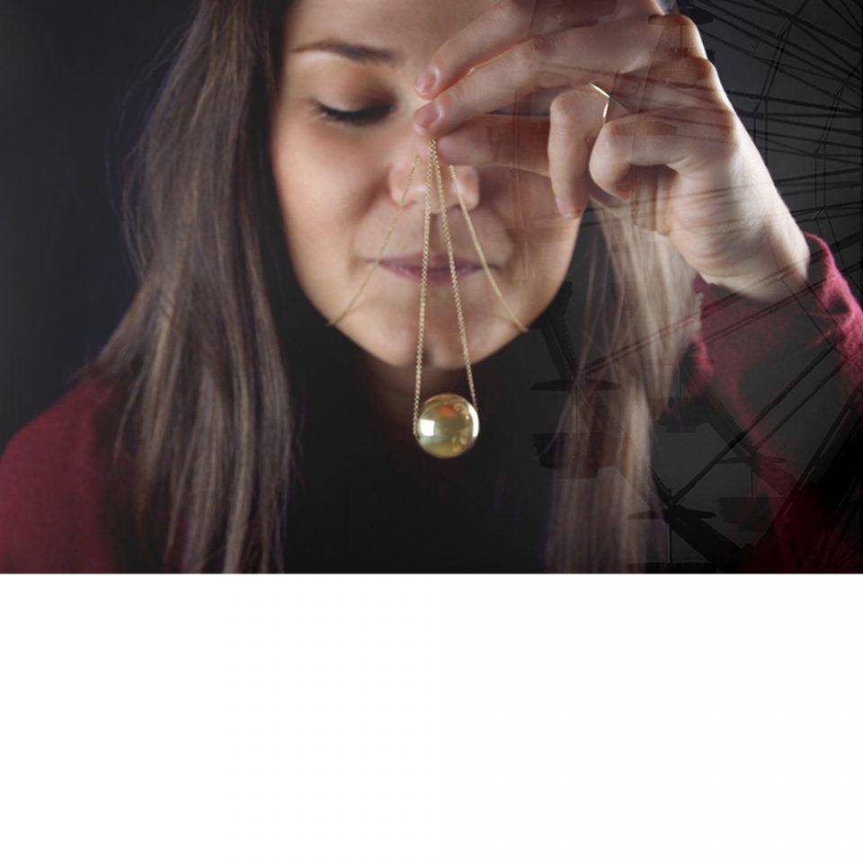 Quidditch. Necklace