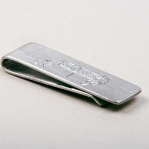 Money clip _ silver (5)