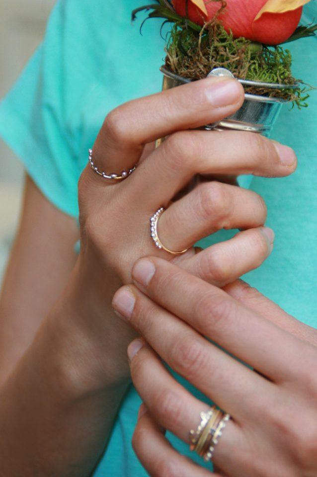 Il lessico delle lentiggini. Ring (vers. 2)