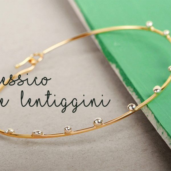 Bangle with irregular bubbles (8)