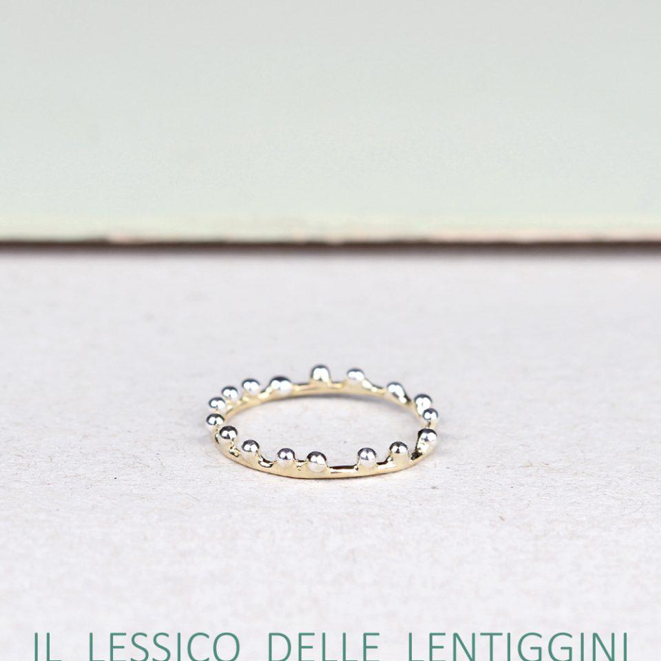 Il lessico delle lentiggini. Ring (vers. 1)