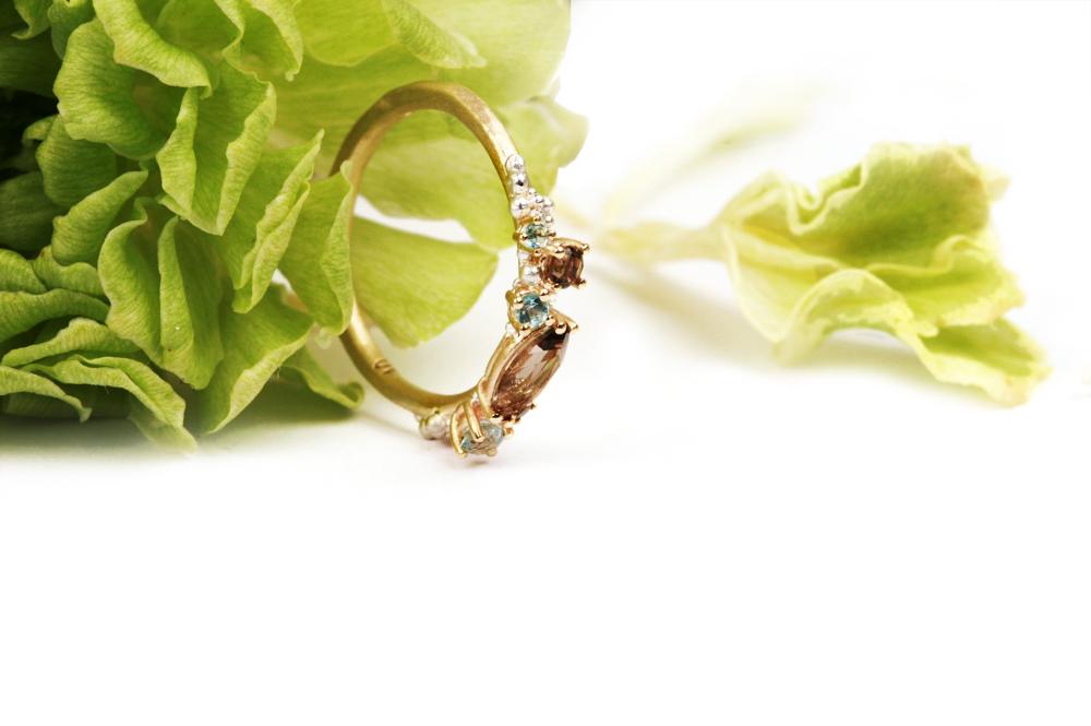 Saint Cartier. Ring