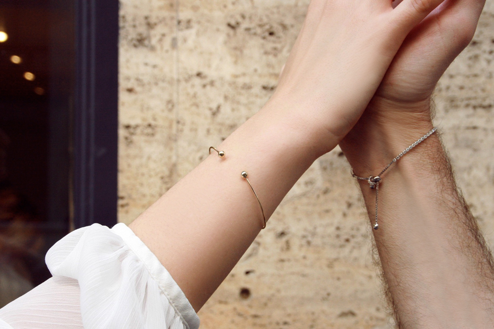 Storie di minimi mondi. Bracelet