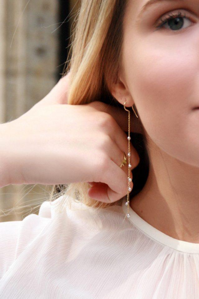 Il lessico delle lentiggini. Single Earring (vers. 5)