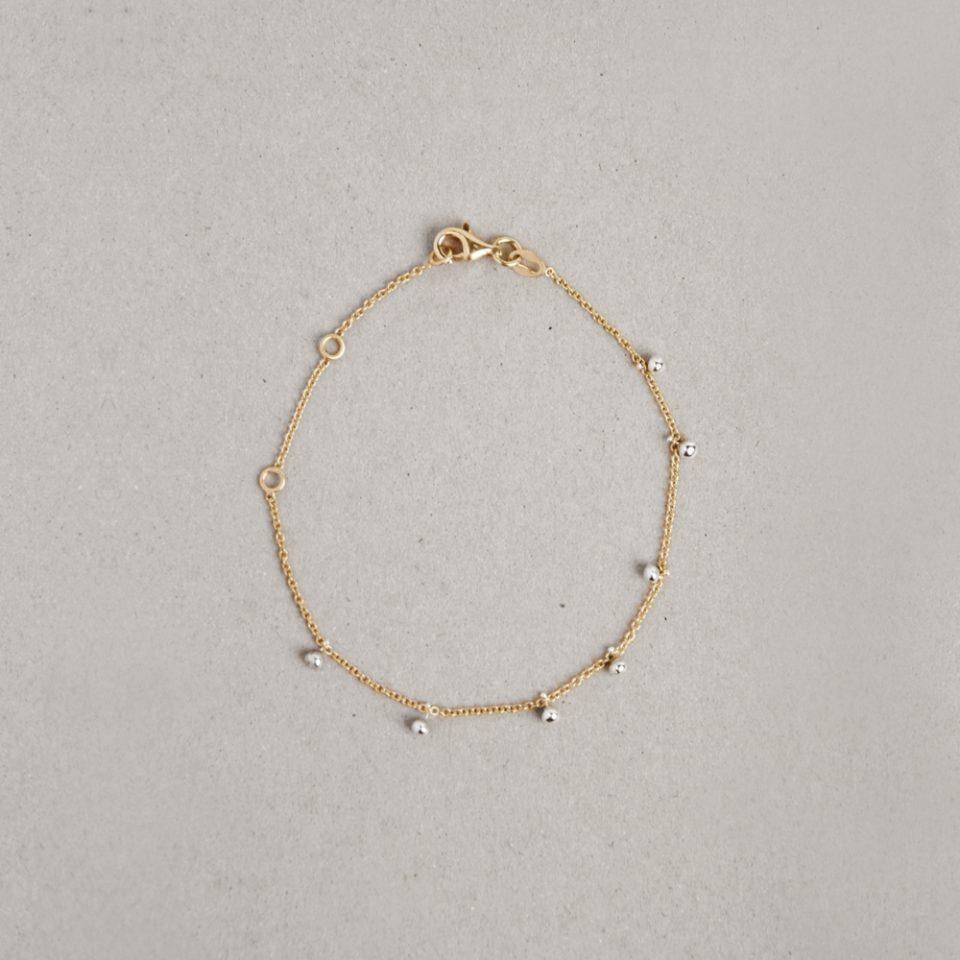 Il lessico delle lentiggini. Bracelet