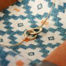Gold bracelet with thin chain and asymmetric infinity _ maschio gioielli milano (2)