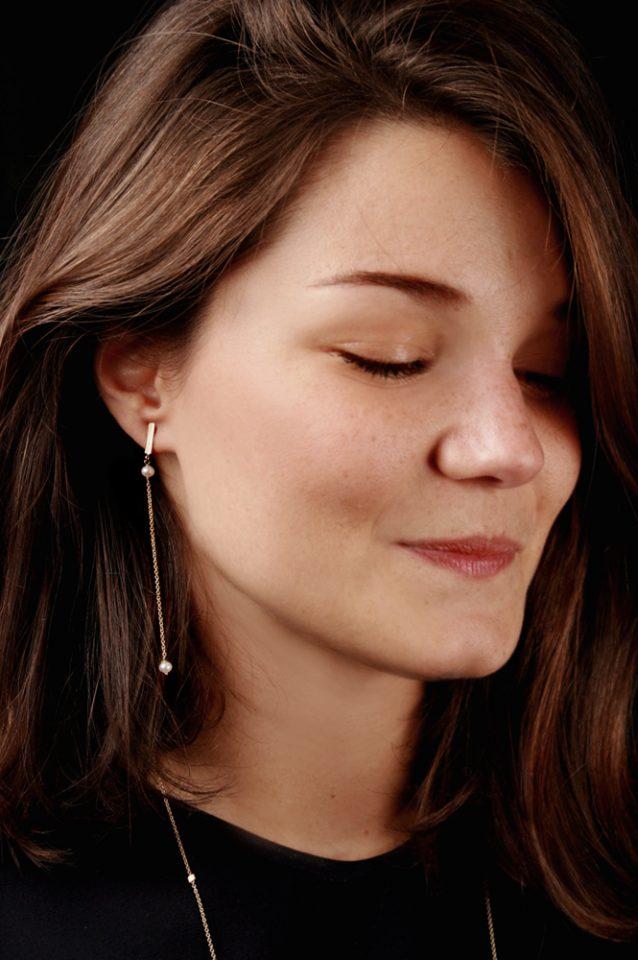 Relazioni minime. Earrings