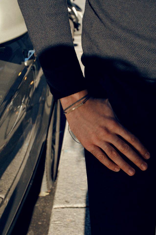 Il maschio della stringa. Bracelet