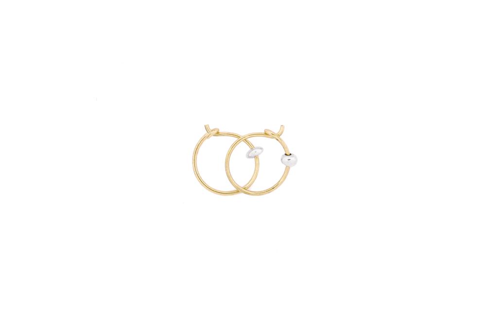 Lupini. Earrings