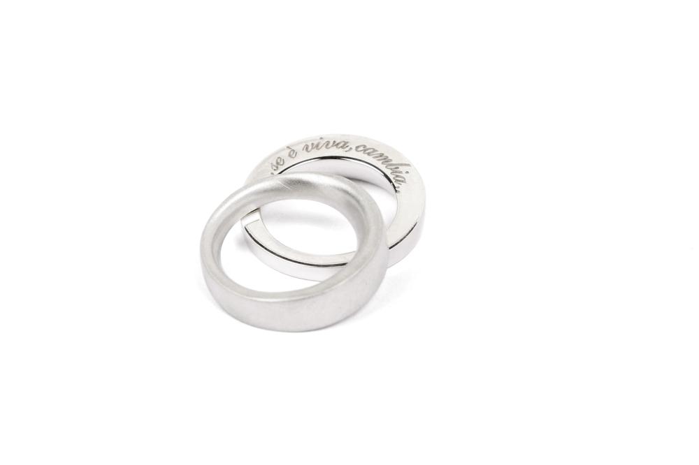Mutable. Rings