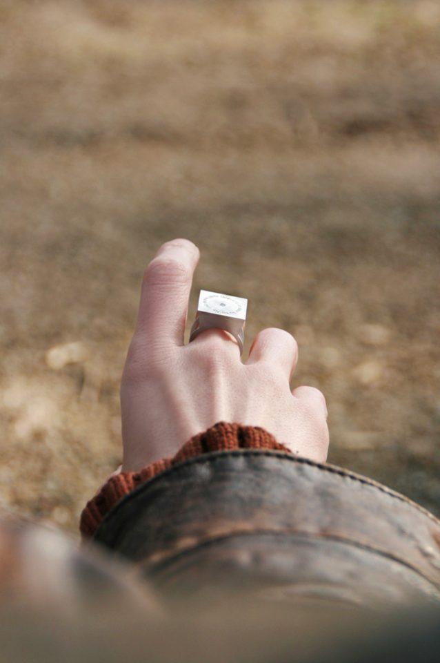 Maledetto Poeta. Ring