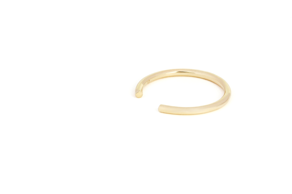 Gentile Nuvola (Gold). Ring
