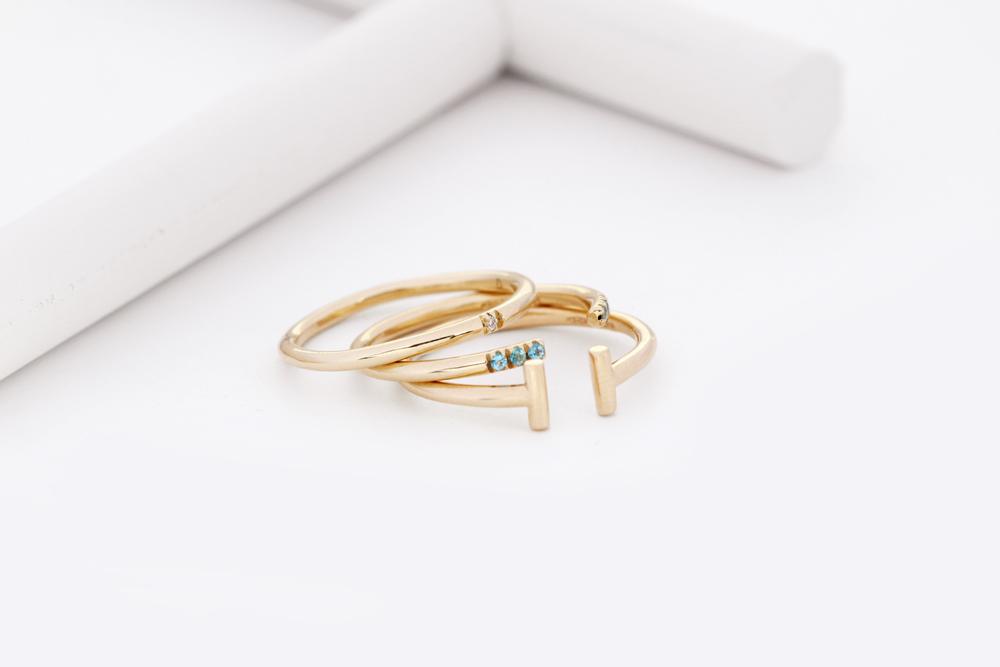Baciami Piccina (Diamond). Ring