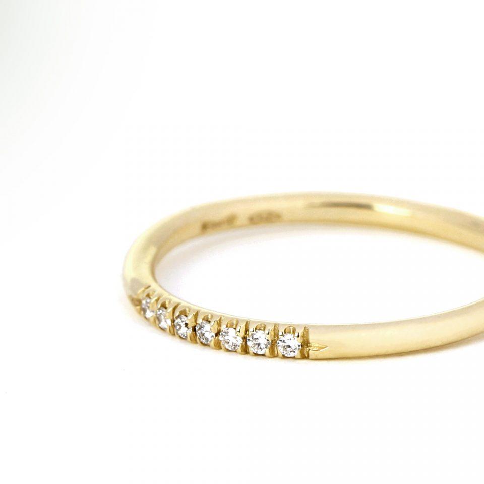 I 7 vizi del nonno (Diamonds). Ring