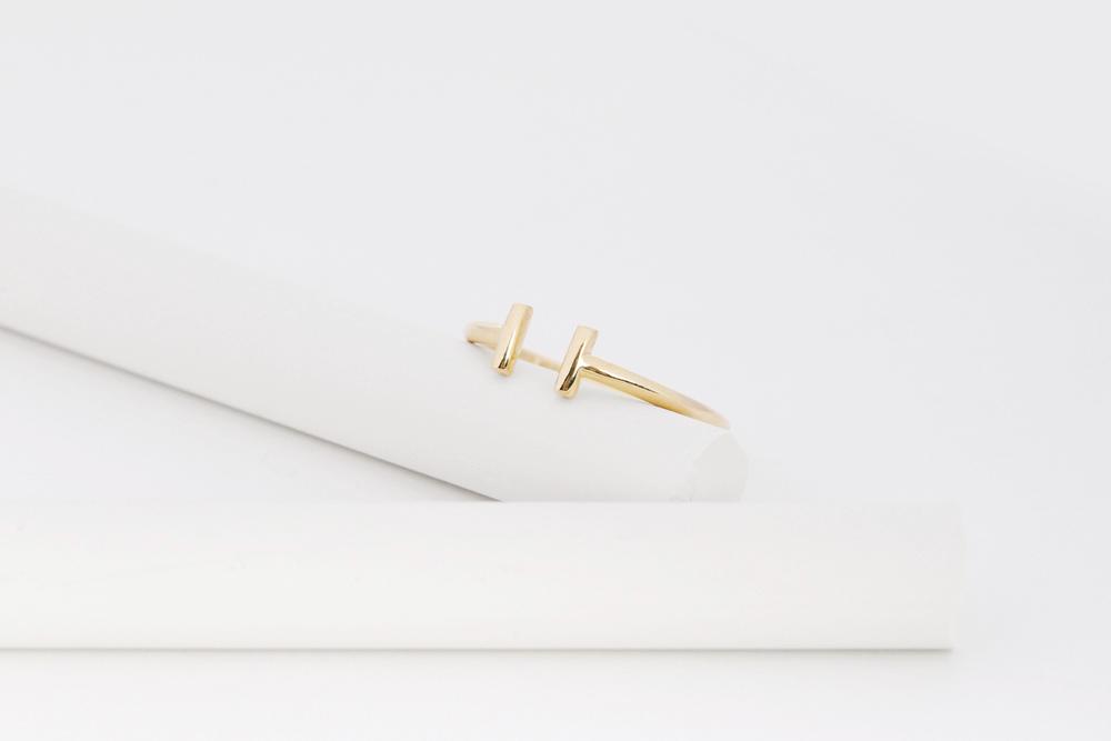 Nuovo Spazio Sole (Gold). Ring