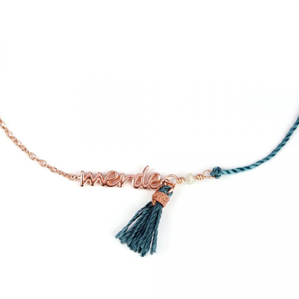 Scent of luck. Bracelet