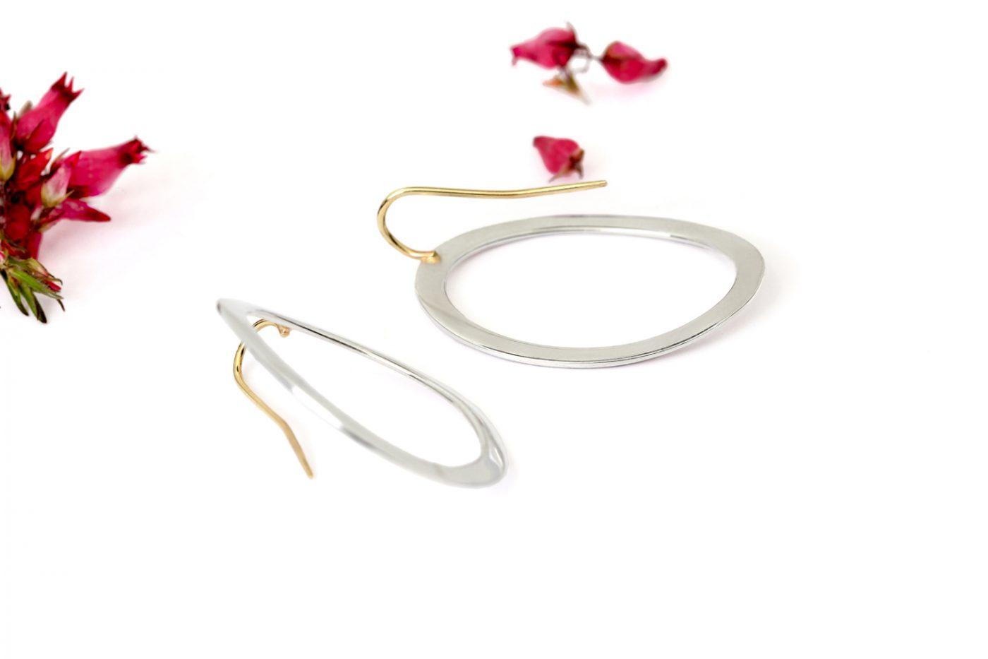 Chiaro di Tallin. Earrings