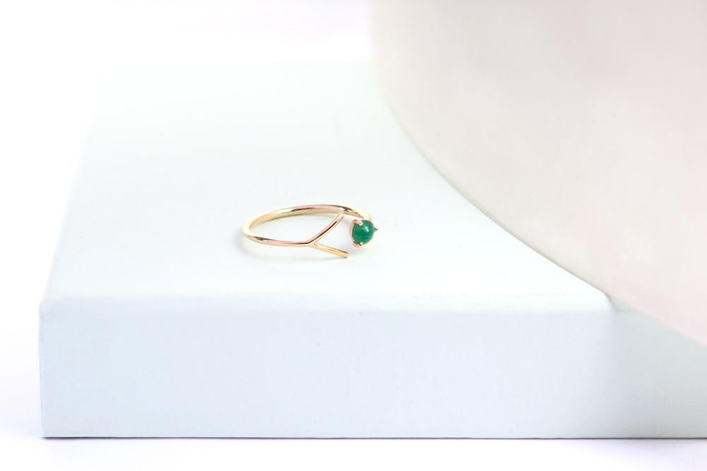 La belle Otero. Ring