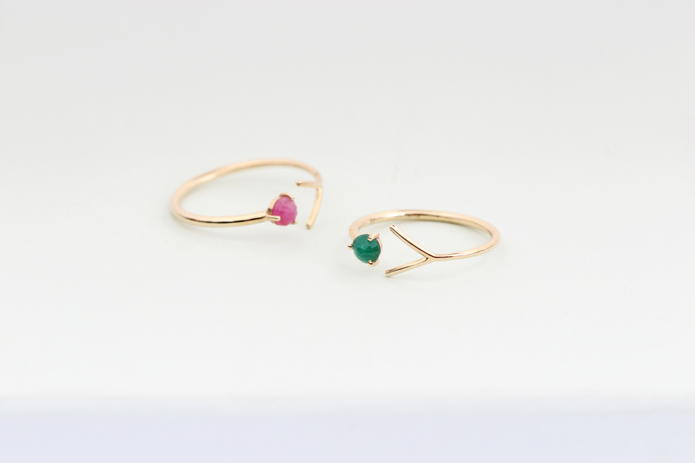 La belle Otero  Ring
