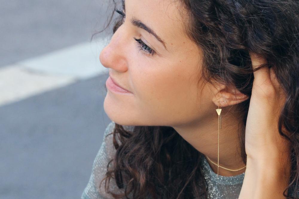 Sàmara. Single earring