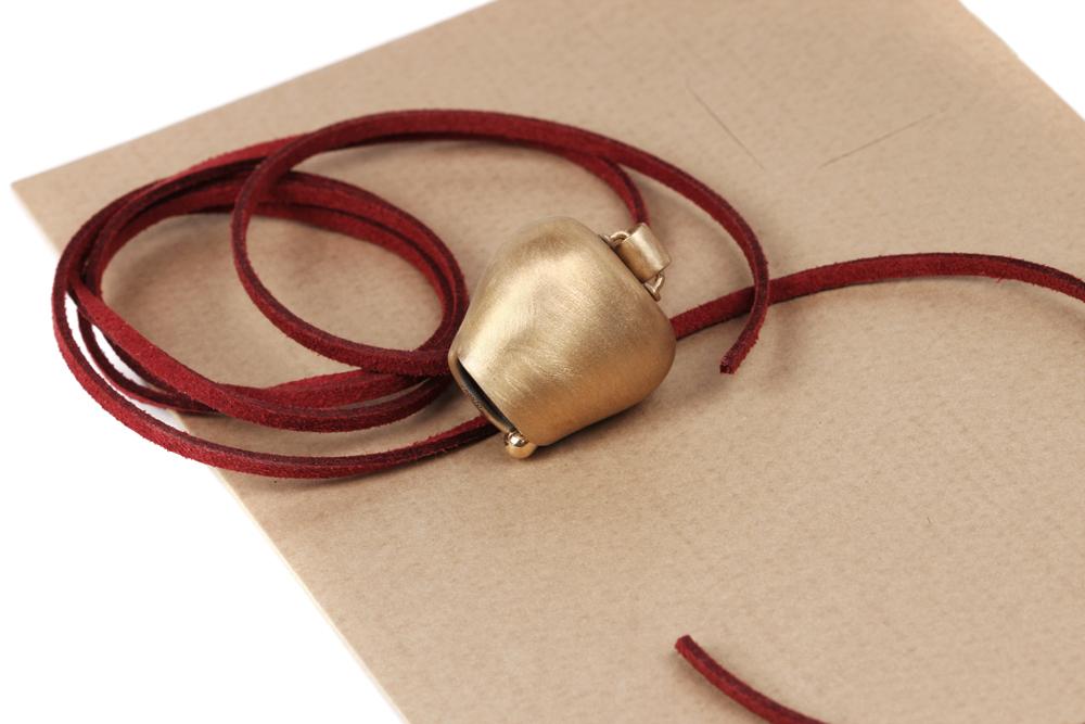 Ornament and Crime. Pendant