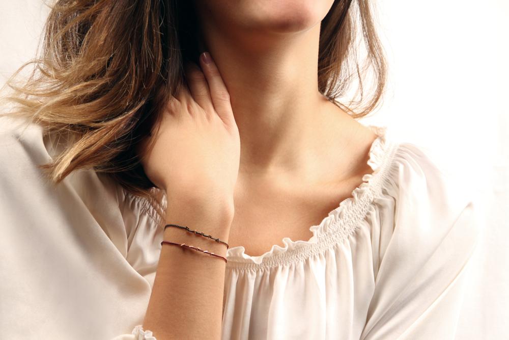 Senza se. Bracelet