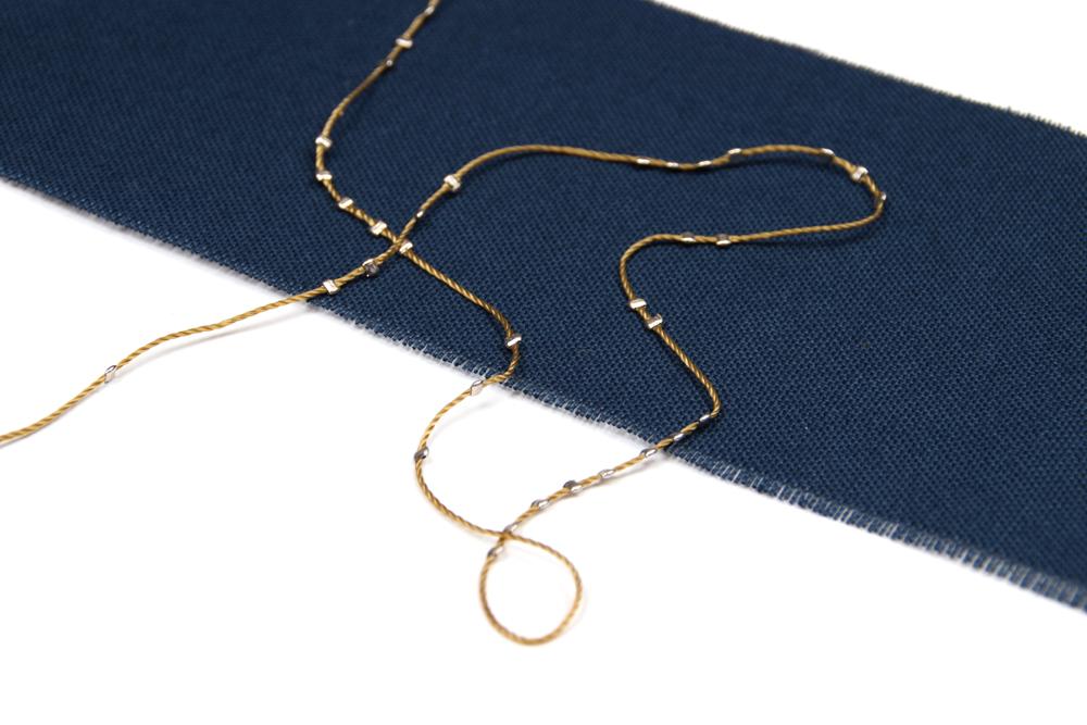 Prima corda del cielo. Necklace
