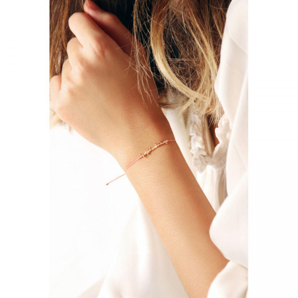 Ciglia Bimbe. Bracelet