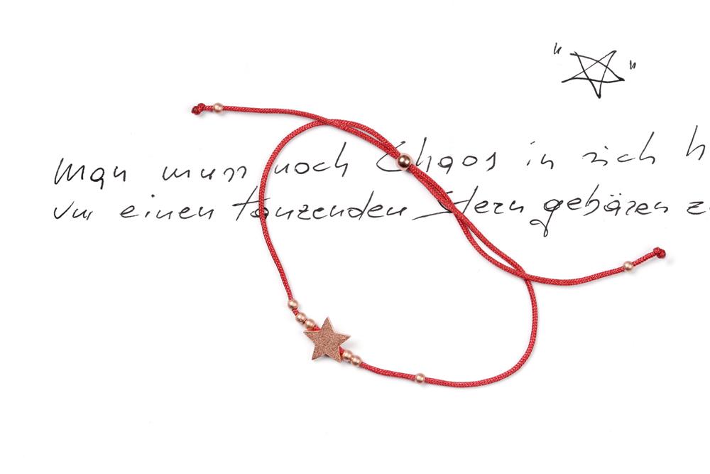 Fonte di incertezza. Bracelet