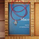 925 silver fancy robot family pendant _ son robot charm _ maschio gioielli milano (2)