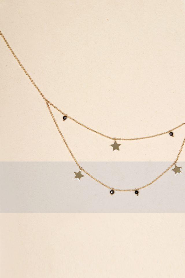 Etoile Bourg. Necklace