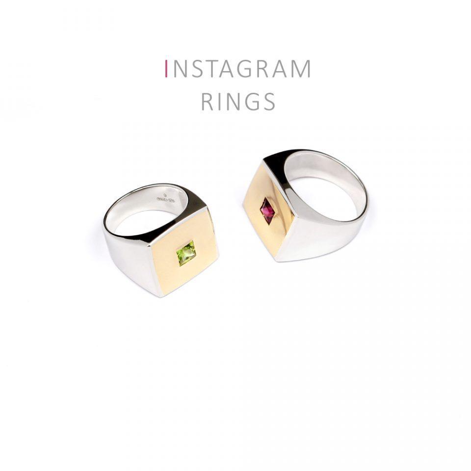 Instagram. Chevalier